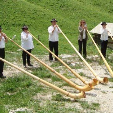 Les Briançonneurs à Sigonce