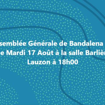 Assemblée générale de l' association Bandalena